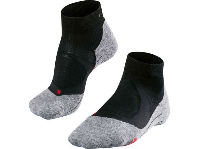 Falke RU4 Cushion Short Socks Herr black-mix